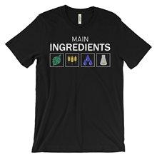 Main Beer Ingredients Men's T-Shirt