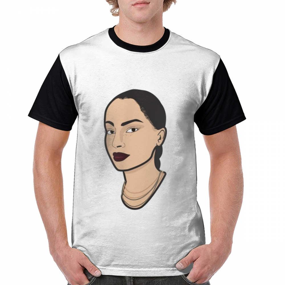 Camiseta de Sade de Mother Of Cool camiseta impresionante 5x camiseta gráfica 100 por ciento de poliéster Streetwear de manga corta gráfico camiseta