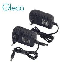 Dc12v 1a 2a 3a 5a 8a 10a fonte de alimentação dc 12 v adaptador led driver iluminação transformador para led strip barra luz AC110 240V