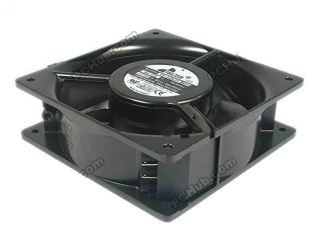 Emacro For FULLTECH UF-12A23 AC 230V 60Hz 120x120x38mm Server Square Fan emacro orix mrs16 dta ac 230v 0 25a 160x160x60mm server square fan