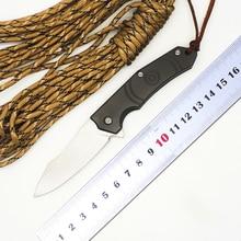 BMT Bearing flip folding knife Thomas D2 Blade titanium handle tactical camping hunting survival pocket knives outdoor tools EDC