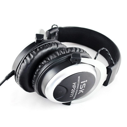 Dynamic Closed Monitor Headphone ISK HP2011 professional Monitoring Headphones/Headset DJ Studio Audio Headband Earphone стоимость