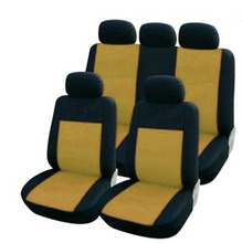 Hot Sale 9PCS Universal Car Seat Cover Fit Most Cars with Tire Track Detail Styling Protector