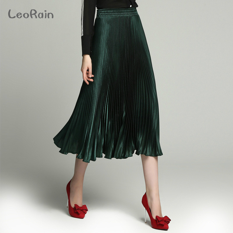 Long Skirts Silk Promotion-Shop for Promotional Long Skirts Silk ...