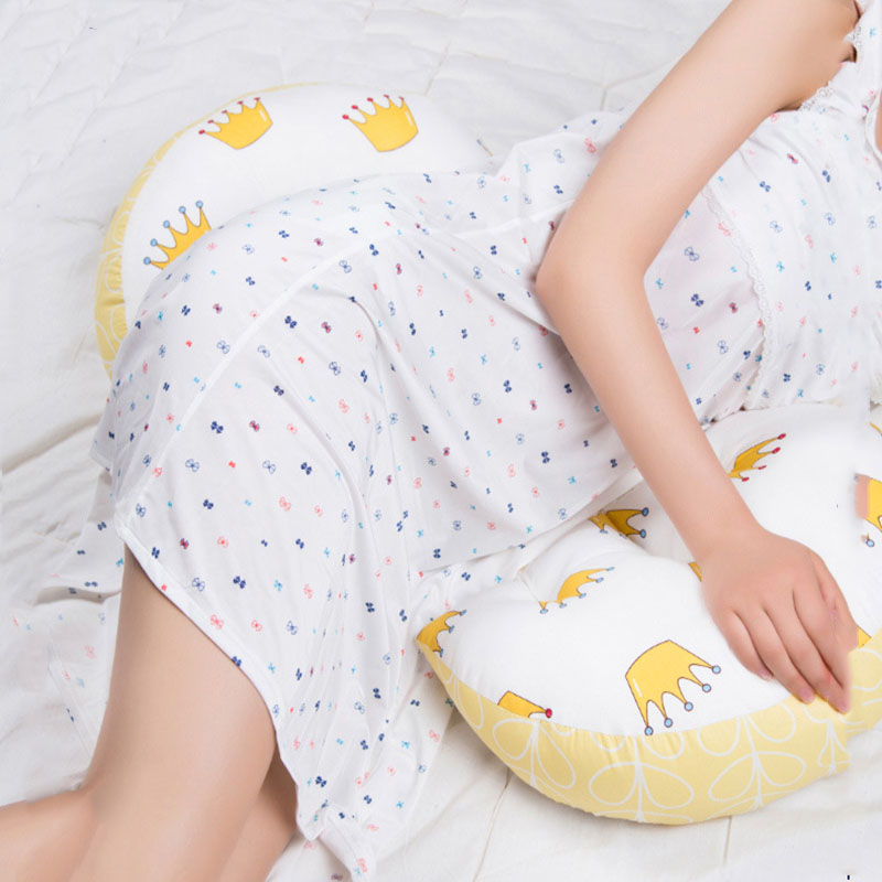 Pregnancy Body Pillow For Pregnant Women U Type Belly Support Pillow Side Sleeper Pillow Protect Waist Pregnancy Pillow Подушка