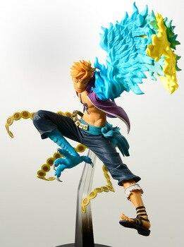 15 cm One piece Marco Anime figurka pcv nowa kolekcja figurki zabawki kolekcja dla prezent na Boże Narodzenie