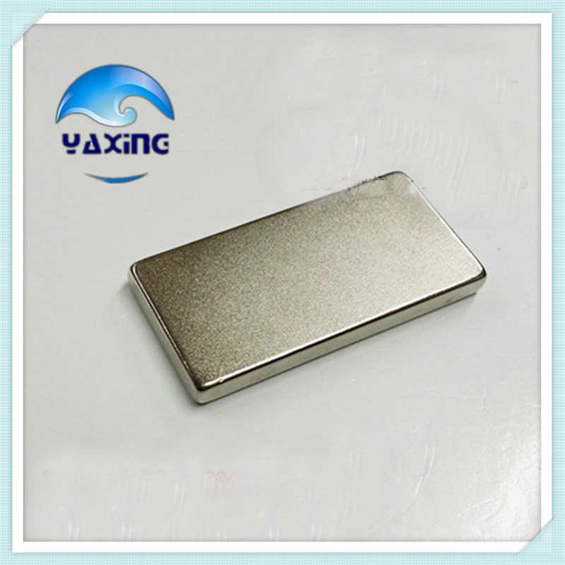 Galleria fotografica 20PCS Imanes Potentes 40*20*2mm Rare Earth Neodymium Magnets Magnet 40x20x2mm Very Powerful Block Magnets 40mm x20mm x2mm