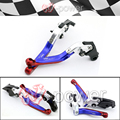 fite For HONDA CBR 929 RR 2000-2001 Motorcycle Adjustable Foldout Extendable Brake clutch lever logo CBR RR