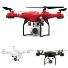 X52 Wide Angle Lens 2MP HD Camera Drone Wifi FPV Live Quadcopter Smart Altitude Hold Hover RC Helicopter 2.4G 6 Axis Gyro Drone