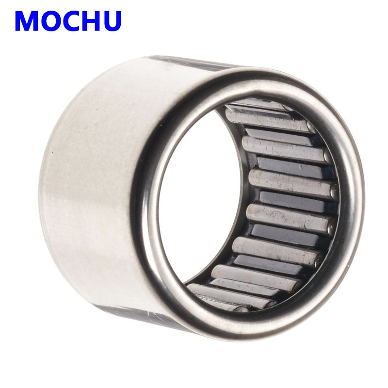 Free shipping 2piece BA68Z 3/8x9/16x1/2 inch SCE68 BA68ZOH FC 69066 Open End Drawn Cup Needle Roller Bearing BA68 MOCHU BEARINGS