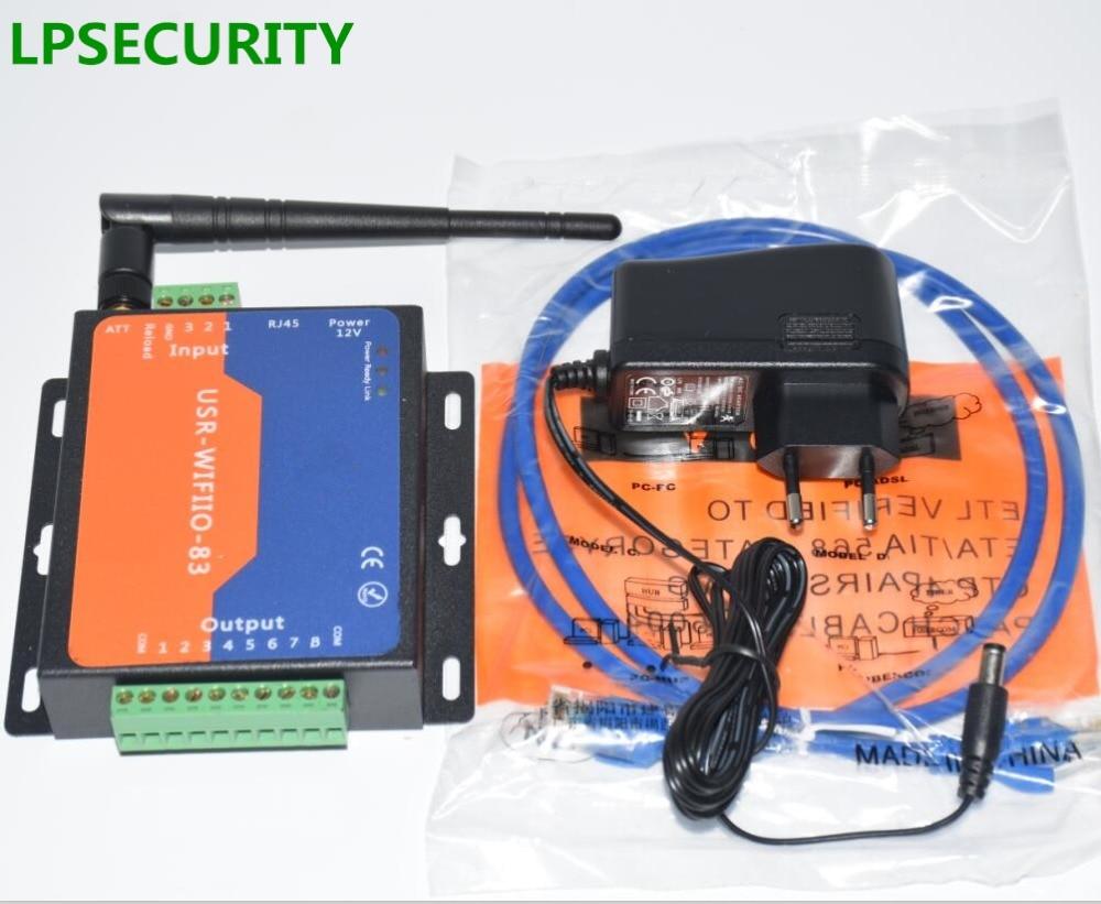 Déclencheur de lumière sans fil Wifi wi-fi commutateur relais Module contrôleur de carte pour télécommande domotique intelligente