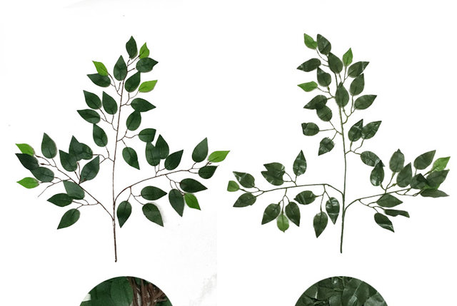 Online shop wedding arch backdrop 63cm green artificial fake wedding arch backdrop 63cm green artificial fake plastic plant leaves branches home garden wall decoration supplies junglespirit Gallery