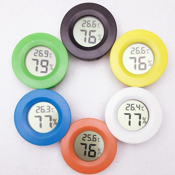 LCD-Digital-Thermometer Hygrometer sensor temperaturfühler Luftfeuchtigkeit Meter 8% off