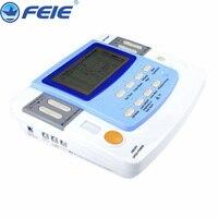 Массажер для ног электронный импульсный массажер устройства физиотерапевтическое лечение стимулятор Relax мышцы цифровой уход за телом EA VF29