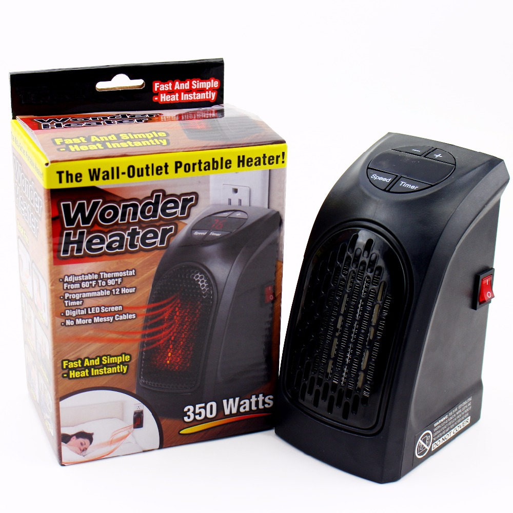 Wall-Outlet Portable Spacce Heater Mini Winter EU US Plus Warmer Handy Air Heating Fans Home Office Stove Electric Ari Heater цена 2017