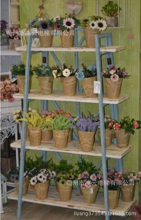 Garden Home Decor Fresh And Shelf Storage Rack Shelves Shelving French Country Style