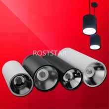 10W 15W 20W 30W Surface Mounted dimmable Downlight COB LED SPOT lighting Led ceiling down +LED  Driver