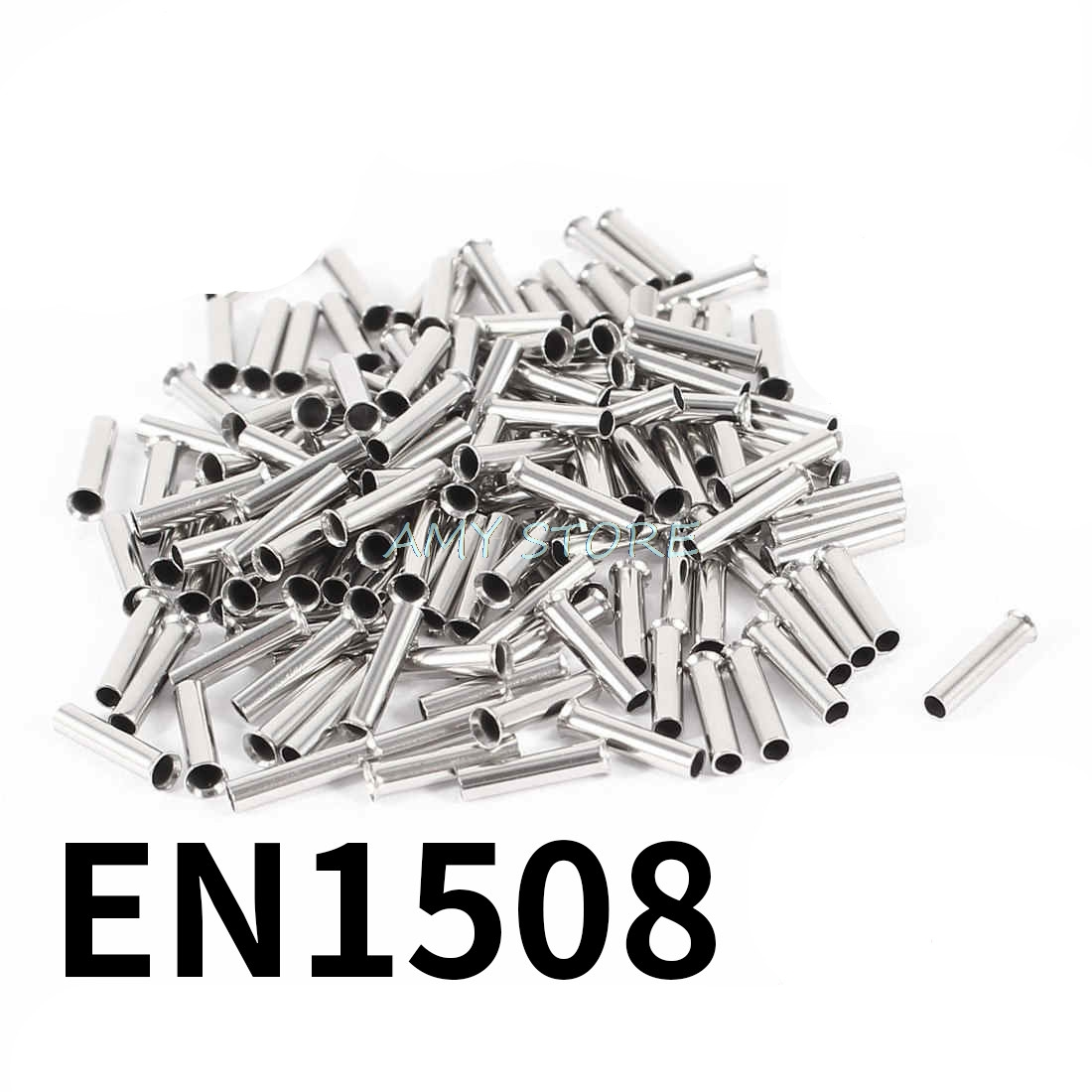 100pcs 16awg 1 5mm2 Bootlace Cooper Ferrules Wire Copper