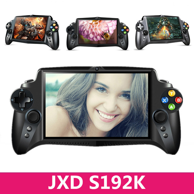 US $359 0 |JXD S192K Handheld Game Players Android 5 1 Phablet 7 inch IPS  Screen Gamepad Quad Core 4GB RAM 64GB ROM 5MP Front Camera Pad-in Handheld