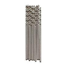 10 шт./партия 0,8 мм микро HSS сверлильный шнек для электрических сверл LO88