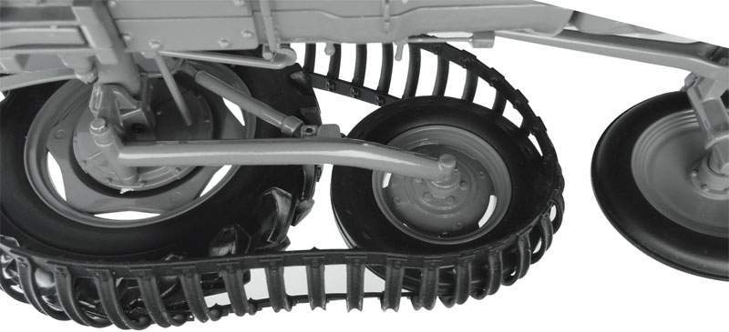 UH-5303 1:16 Big Bud HN-250 трактор