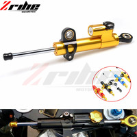 For Kawasaki Z900 Z650 Z 650 Z 900 Universal Motorcycle Accessories Stabilizer Damper Steering For Yamaha