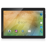 Oferta BDF nuevo 10 pulgadas Android 7 0 Quad Core Bluetooth WIFI Sim red 3G Phablet móvil