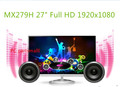 "MX279H 27"" Full HD 1920x1080 AH-IPS HDMI D-sub DVI-D Flat Speaker 0.311 250cd 8000:1 Monitor"