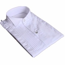 New 1 year boys shirt long sleeve, Baby ruffle neck blouse For birthday party, wedding flower boys 1524