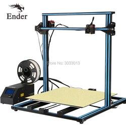 CR-10S 4S 5 S/CR-10Mini CR-10 3D Drucker DIY Kit option Große größe Dual Z Stange Filament Sensor /erkennen Lebenslauf Power Off Creality 3D