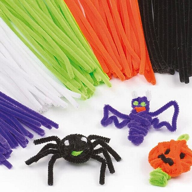 Colorful Twisty Stick Lot (100 Pieces)