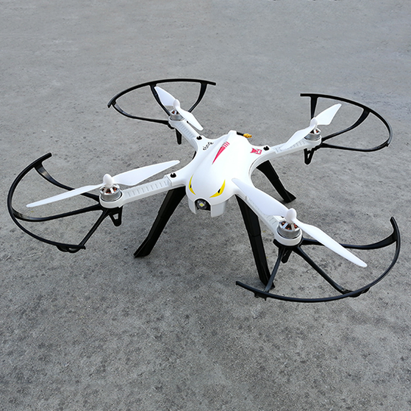 Exclusive White MJX Bugs 3 B3 RC Quadcopter Brushless Motor 2.4G 6-Axis Gyro Drone Professional Drone Helicopter