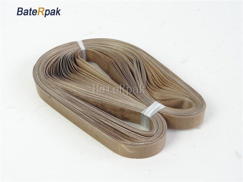 FR-900 sáv tömítő teflon öv, BateRpak méret 750 * 15 * 0,2 mm - Elektromos szerszám kiegészítők - Fénykép 3
