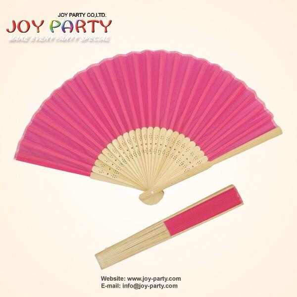 10db / tétel 21cm rózsa / Fushia / Hot Pink Color Selyemfúvó - Ünnepi és party kellékek