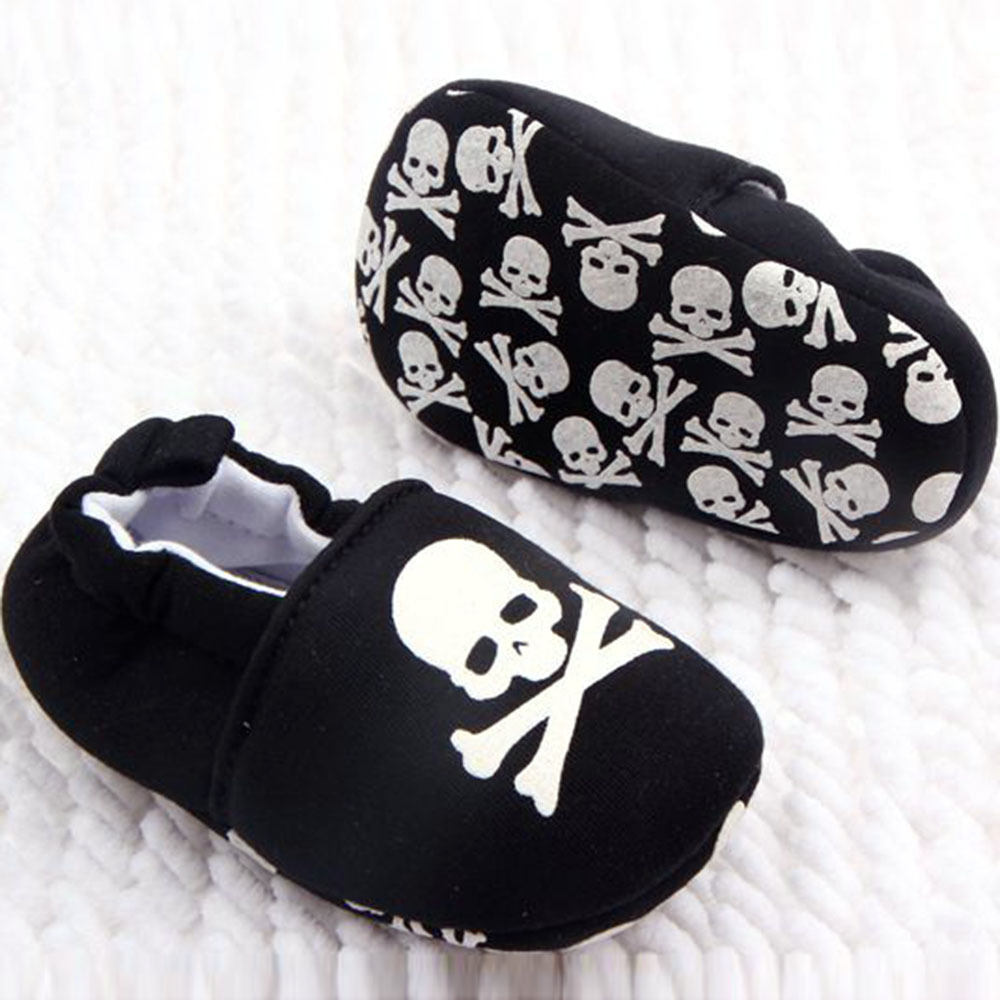 Popular Skull Crib Shoes-Buy Cheap Skull Crib Shoes lots from ...