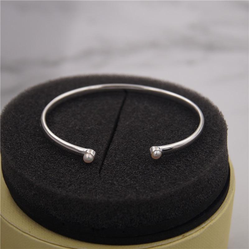 High Quality Real 925 Silver Brand Animal Bracelet Bangle For Women Pulseras Mujer Plata De Ley 925