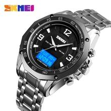 SKMEI Fashion Sport Watch Men Digital Watches Dual Display Quartz Wristwatches Waterproof Luminous 2 Time Relogio Masculino 1504 все цены
