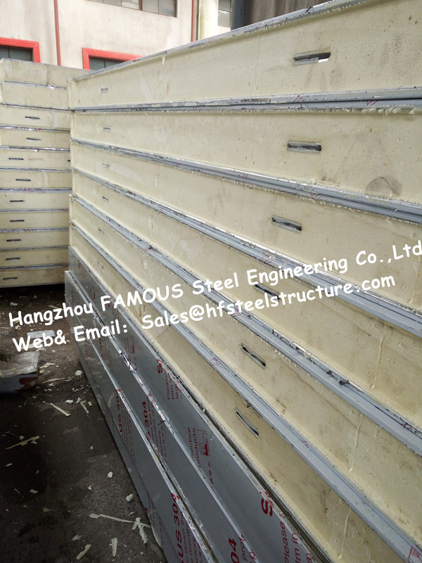 Best Price For Walk In Cold Room Panel And Blast Freezer Insulated Sandwich Panel For Fresh Keep Room And Cold Storage In China