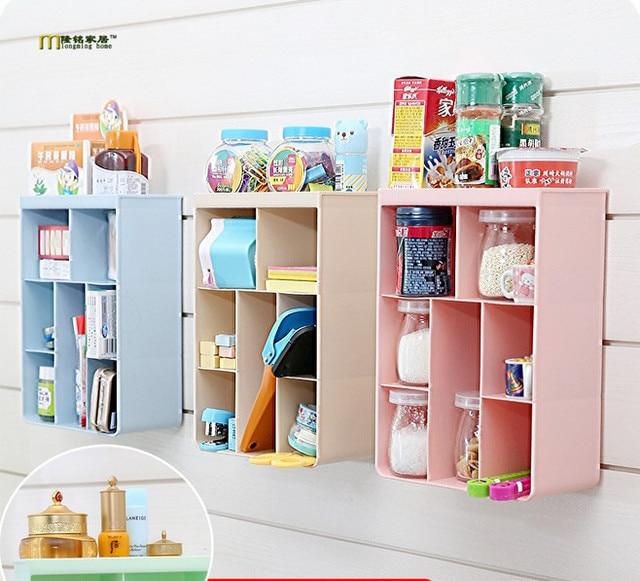 1 STÜCK Mehr Küche Lagerung Inhaber wandregal Bad Regal für Küche ...