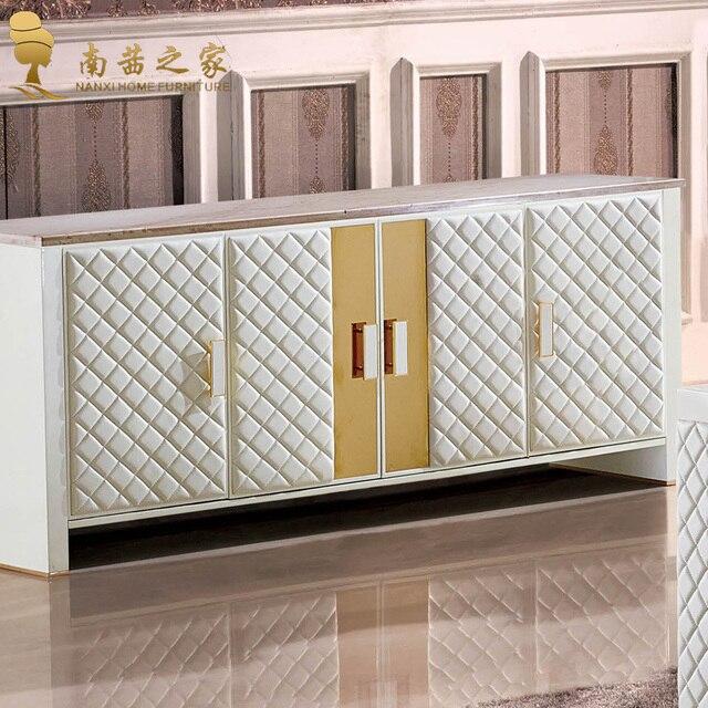 Muebles italianos de diseño hogar de la sala comedor de mármol ...