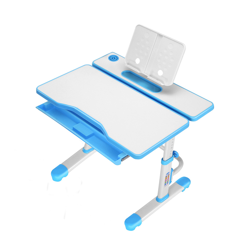 2020 Multifunctional Kids Study Table Large 80cm Adjustable Homework Desk Ergonomic Student Single Table Corrective Posture