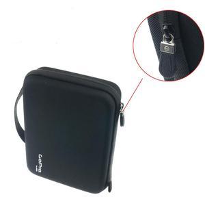 Image 5 - Lanbeika Voor Gopro Midden Draagbare Storage Collection Bag Case Box Voor Gopro Hero9 8 7 6 Sjcam SJ5000 SJ9 SJ6 SJ7 Dji Osmo Eken
