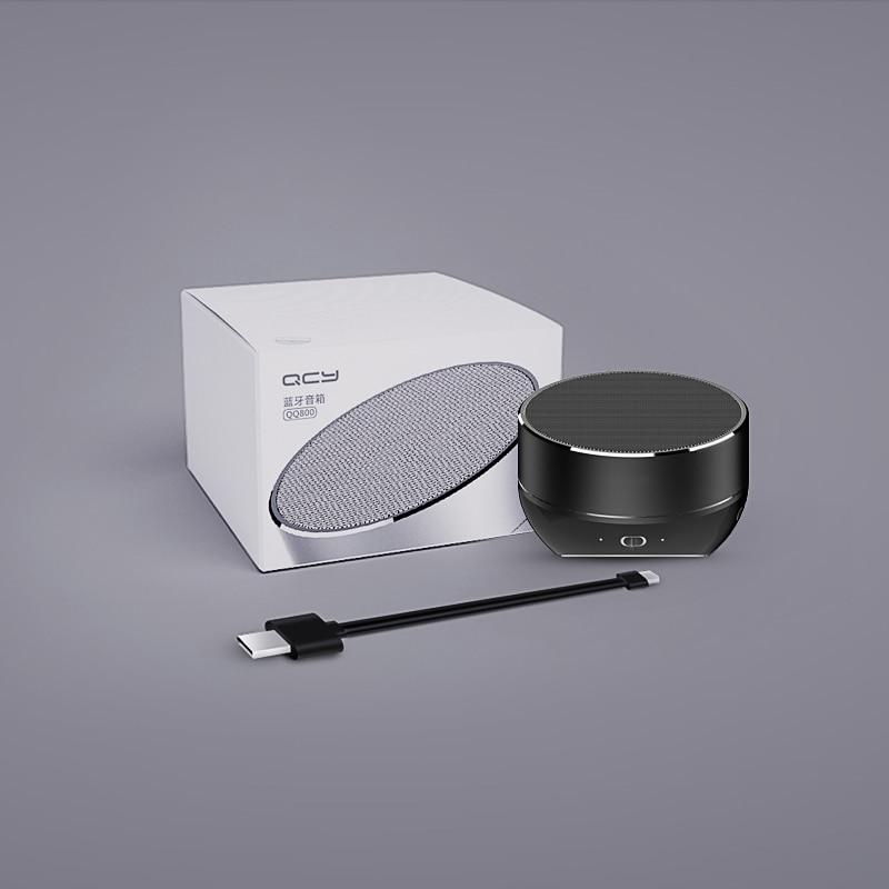 QCY QQ800 безжичен bluetooth високоговорител - Преносимо аудио и видео - Снимка 6
