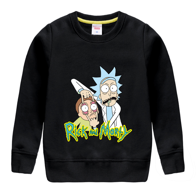 Kids Clothing Rick Morty...