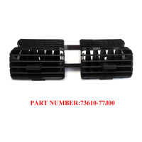 Car Air Conditioning Outlet Vent Frame For Suzuki Swift 73610 77J00