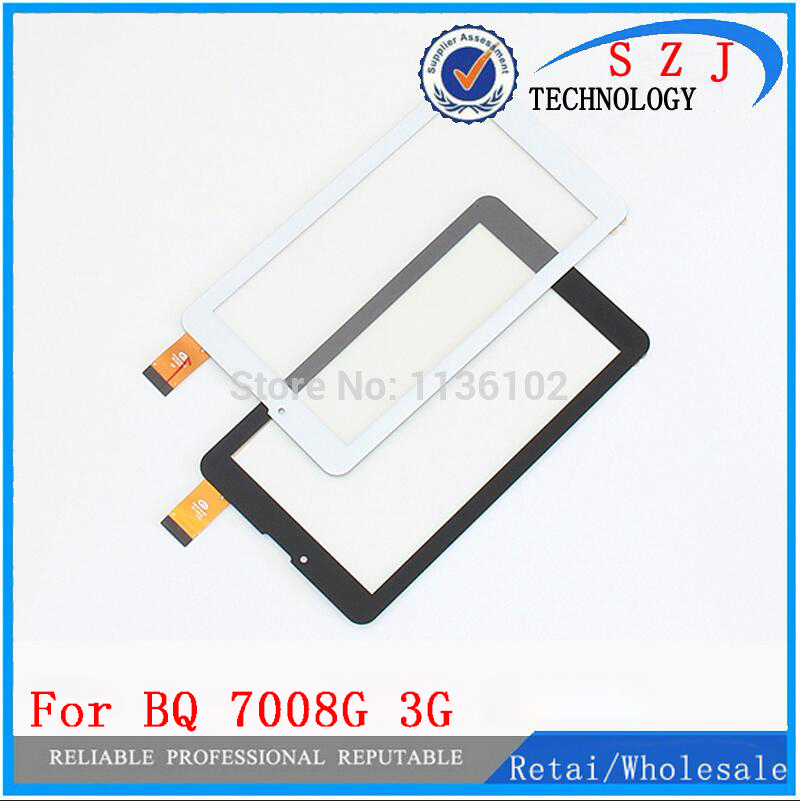 New 7'' inch touch screen For BQ 7008G 3G Tablet Touch panel Digitizer Glass Sensor Free Shipping new 7 inch universal lcd touch screen gps aa232a 164 3x99 5mm with controller board touch panel glass free shipping