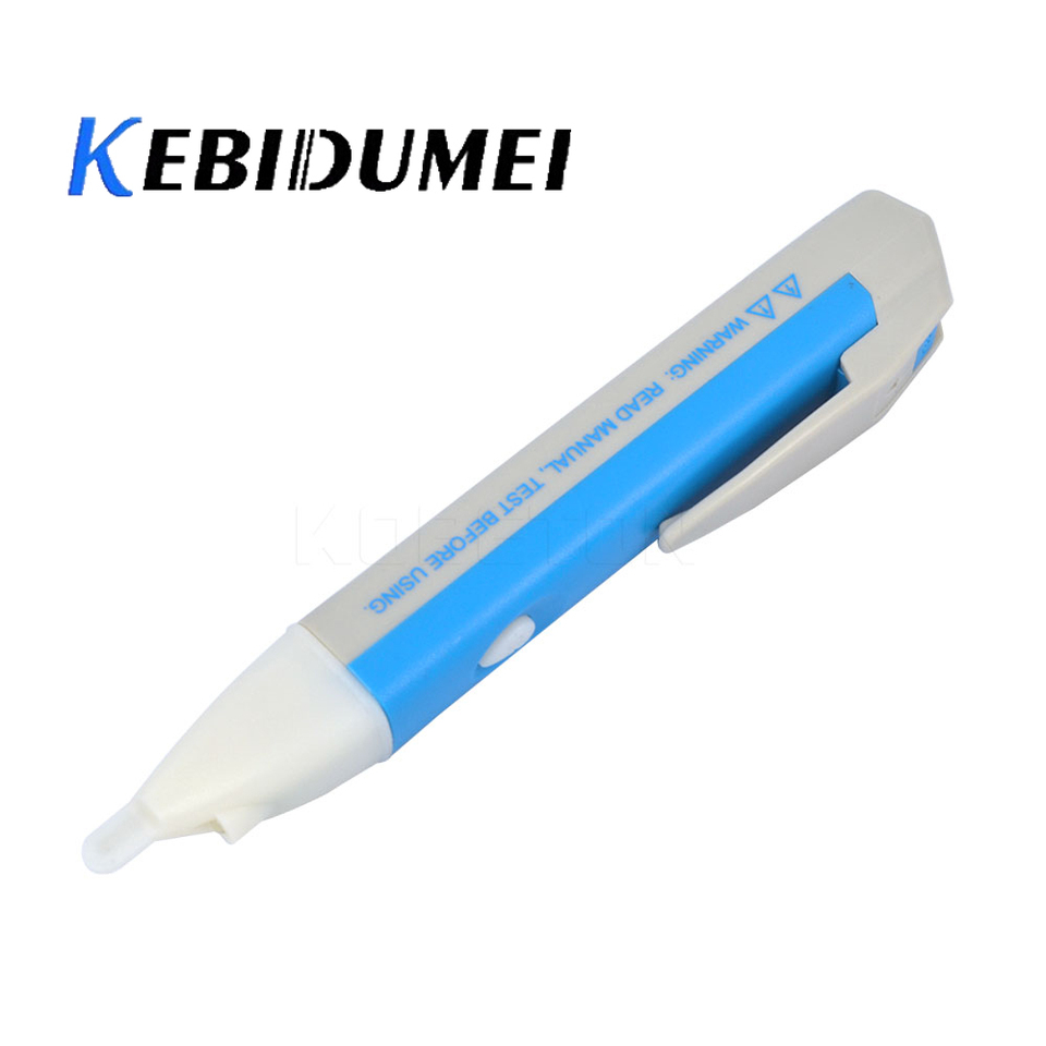 AC Electric Voltage Power Detector Sensor Tester Non-Contact Pen Stick 90~1000V