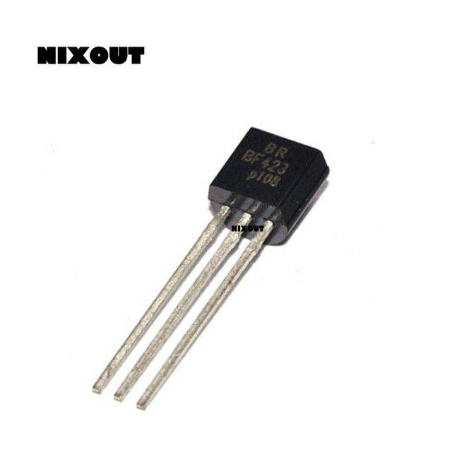 100 قطعة/الوحدة جديد الأصلي 100% BT169 BT132 BV32 C1006 C103 BF423 BF494 BF199 BT131 C1008 C1026