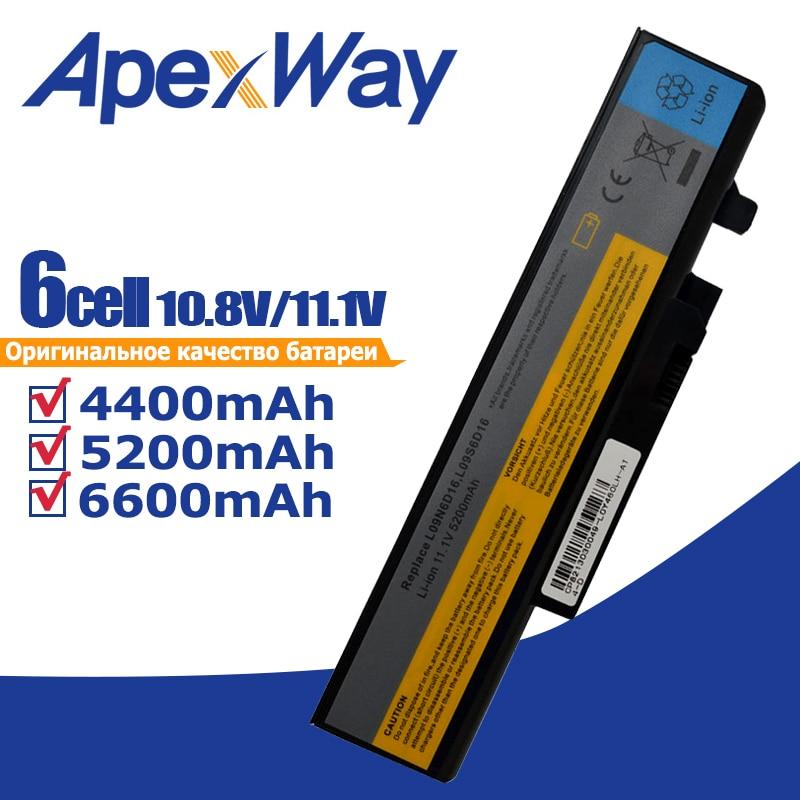 Laptop Battery L10L6Y01 B560 L09l6d16 For Lenovo For IdeaPad Y460A Y560A Y560P Y560G Y560