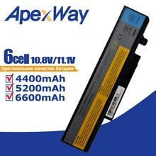 Batería de ordenador portátil L10L6Y01 B560 l09l6d16 para Lenovo para IdeaPad Y460A Y560A Y560P Y560G Y560